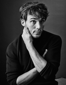 Sam Claflin by Ben Parks for Wonderland Magazine